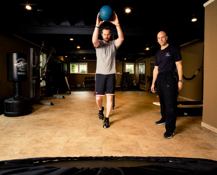 Fitness Trainer - Leawood, Kansas - Grant & Marissa Nieddu