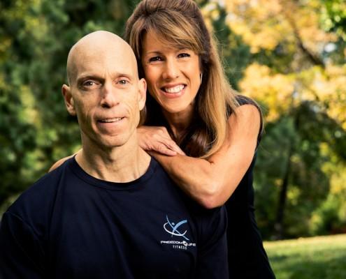 Fitness Trainer Leawood, Kansas - Contact Glen & Yvette Carrigan