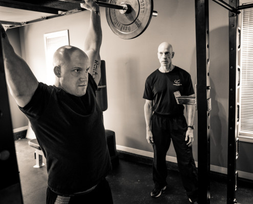 Crossfit - Leawood, Kansas - Freedom 4 Life Fitness - Fitness Trainer - Glen & Yvette Carrigan