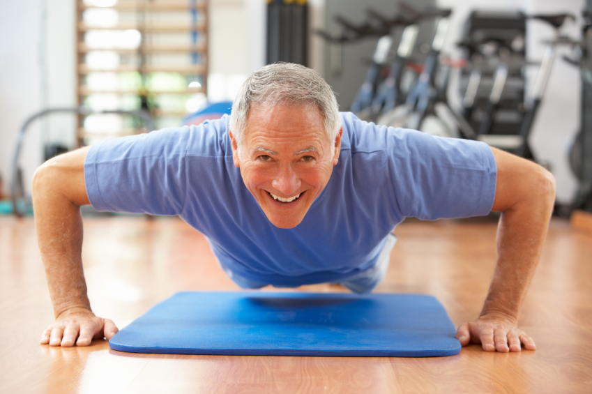 WHY WE LOSE FITNESS AS WE AGE???