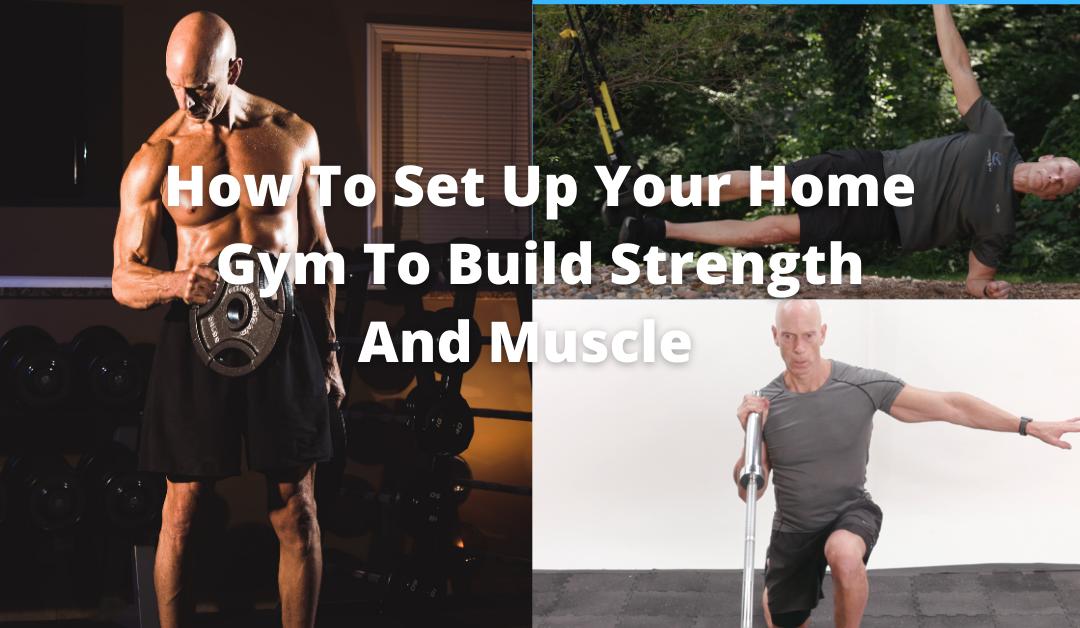 Set up home gym over 50 fitness