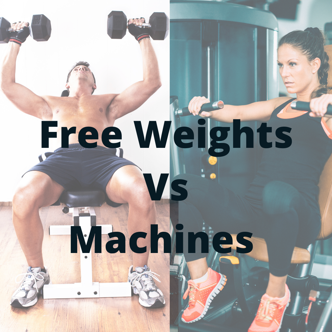 Difference Between Free Weights And Machines – Which Is Best For You?